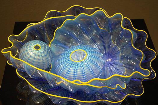 Blue Class by Carolyn Marchetti