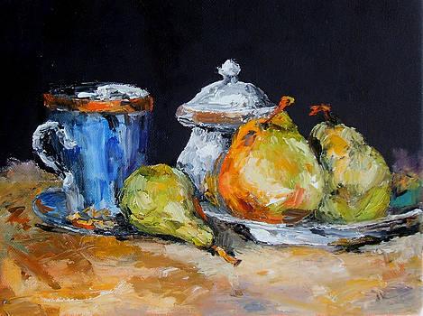 Diane Kraudelt - Blue Cup