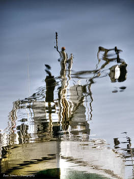Isaac Silman - Blue distortion