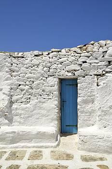 Corinne Rhode - Blue Door
