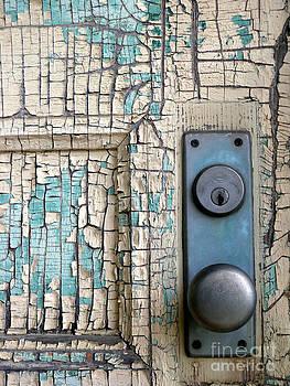 Blue Door by Robert Riordan