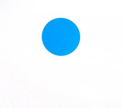 Blue Dot by Scott Shaver