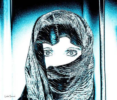 Linda Sannuti - Blue Eye Lady