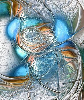 Anastasiya Malakhova - Blue Glass Fish