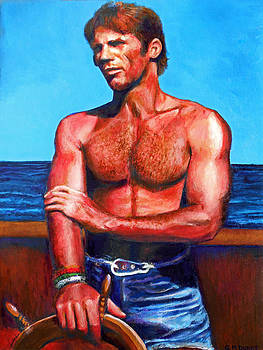 Michael Durst - Blue Grotto Boatman
