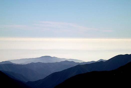 Blue Hills by Deborah  Yeager