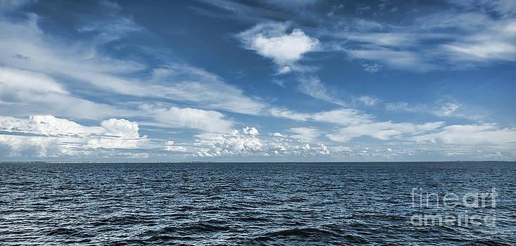 Blue Horizon by Radu Razvan