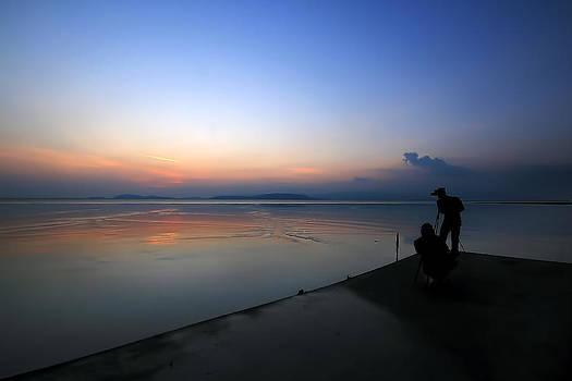 Blue Hour by Sham Osman
