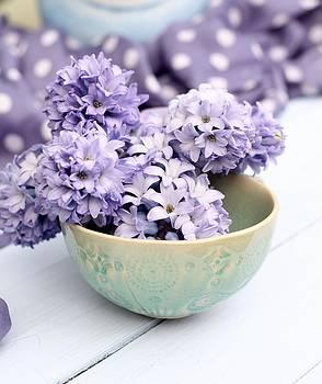 Blue Hyacinth 2 by Emma Manners