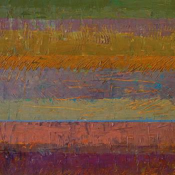 Michelle Calkins - Blue Line