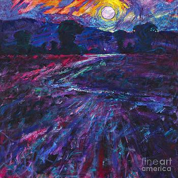 Blue Moon by Brian Mahieu