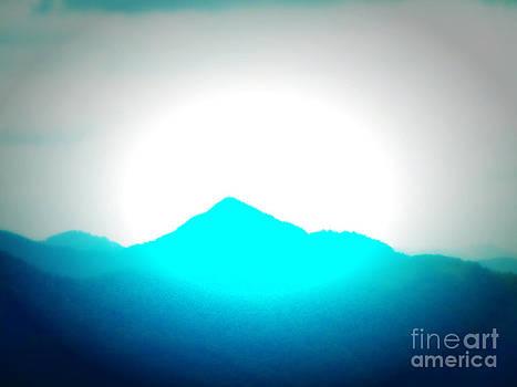 Blue Mountain by Lorraine Heath