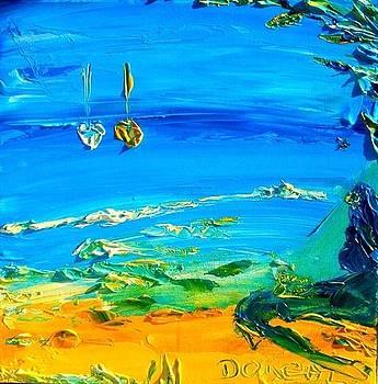 Blue Paradise by Carmen Doreal