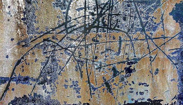 Blue rhythms   by Delona Seserman