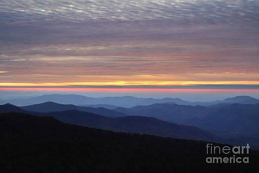 Jonathan Welch - Blue Ridge Sunrise 2