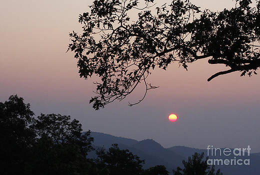 Jonathan Welch - Blue Ridge Sunrise