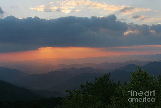Jonathan Welch - Blue Ridge Sunset 3
