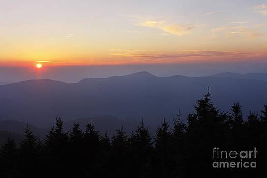 Jonathan Welch - Blue Ridge Sunset 6