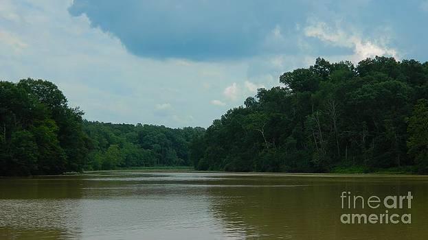Blue Rock Waters by K L Roberts