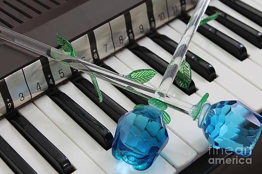 Blue Rose Music by Teresa Thomas