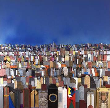 Robert Handler - Blue Sky Big City