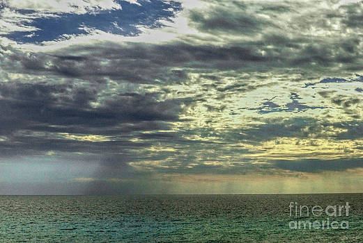 Dave Bosse - Blue Sky Green Sea