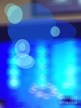 Anne Cameron Cutri - Blue Spheres