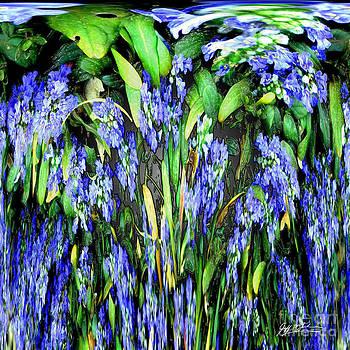 Jeff McJunkin - Blue Splat I