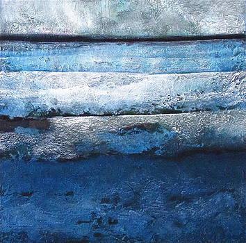 Blue Tide by Bonnie  Schulte