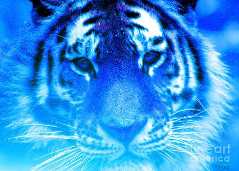 Nick Gustafson - Blue Tiger