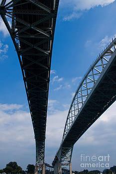 Joann Copeland-Paul - Blue Water Bridge