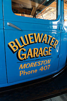 Steve Harrington - Blue Water Garage - Model T Truck