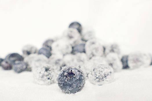 Blueberries in Sugar by Jessie Gould