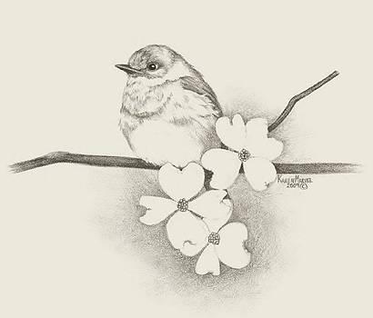 Bluebird by Karen E Marvel