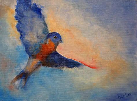 Bluebird by Susan Hanlon