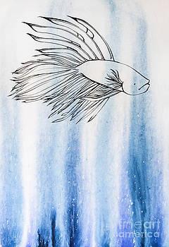 Bluefish by Aisha Klippenstein