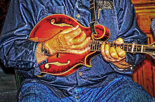 Randall Branham - Bluegrass Mandolin Player
