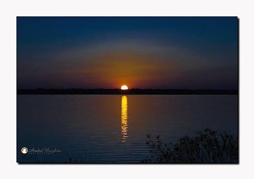 BlueSky Sunset by Andre Boykin