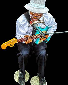Bluesman by Michael Fahey