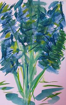 Bluesy by Cindy Lawson-Kester