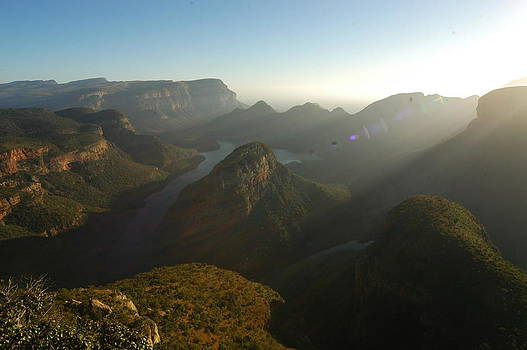 Blyde River Canyon by Chris Du Plessis