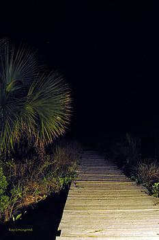 Kay Lovingood - Boardwalk at Night