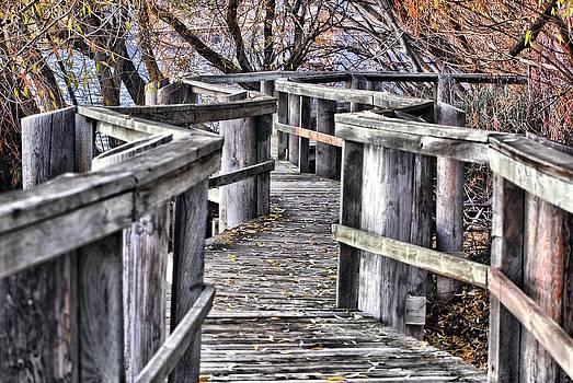 Boardwalk Beauty by Don Mann