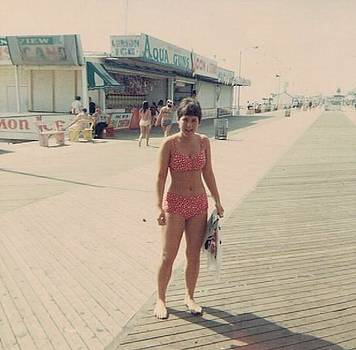 Boardwalk Beauty Seaside Heights NJ by Joann Renner