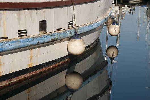 Boat Buoy by Chad Davis