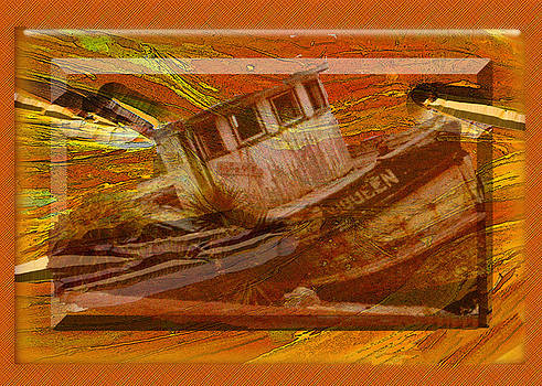 Boat on Board by Larry Bishop