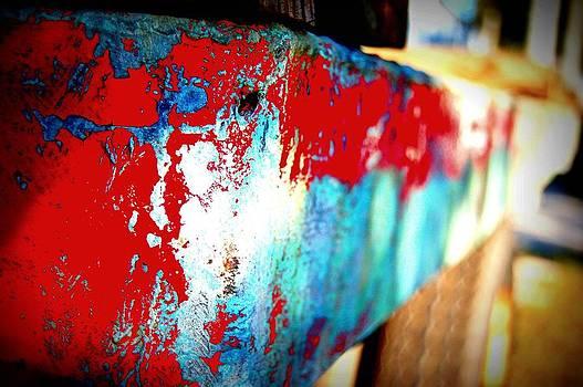 Boat Yard  by Heart On Sleeve ART