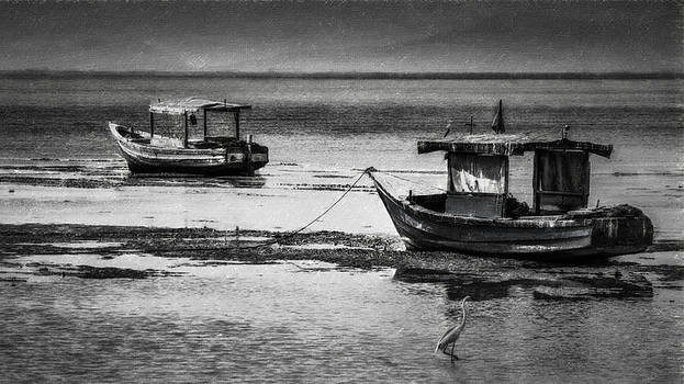 Boats of Trinidad by Ted Petrovits