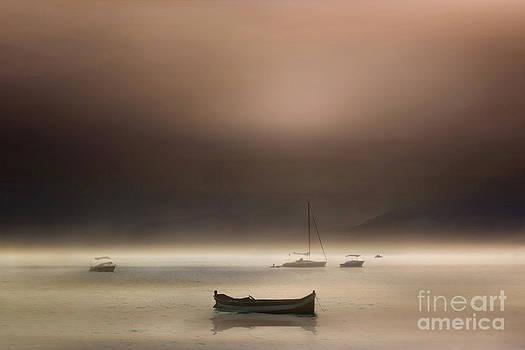 Boats by Paulo Sezio De Carvalho
