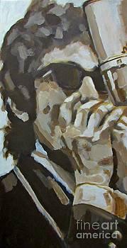 John Malone - Bob Dylan Painting